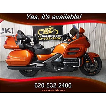 2002 Honda Gold Wing for sale 200728547