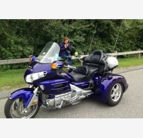 2002 Honda Gold Wing Motorcycles for Sale - Motorcycles on