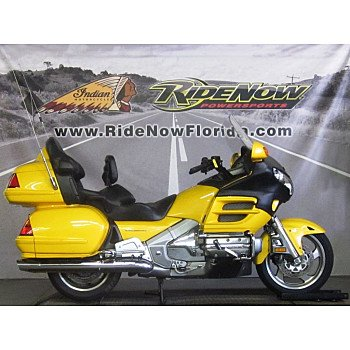 2002 Honda Gold Wing for sale 200862463