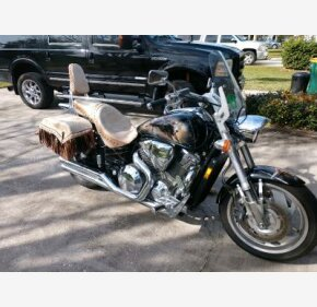 2002 Honda VTX1800 for sale 201025407