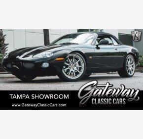 2002 Jaguar XKR for sale 101420134