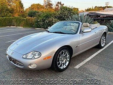 2002 Jaguar XKR Convertible for sale 101552135