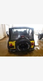 2002 Jeep Wrangler 4WD Sport for sale 100982714