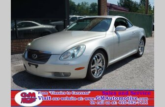 2002 Lexus SC 430 Convertible for sale 101193256
