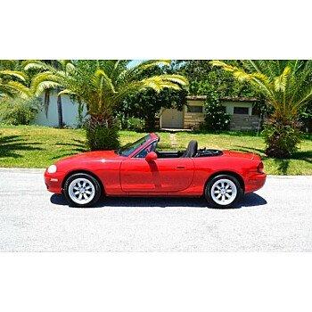 2002 Mazda MX-5 Miata for sale 100986707