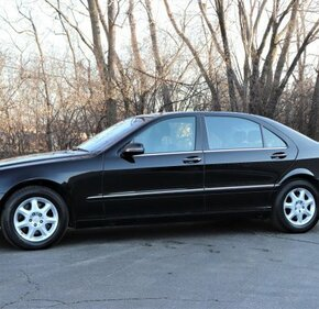 2002 Mercedes-Benz S500 for sale 101318683