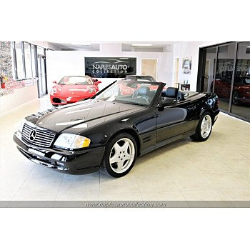 2002 Mercedes-Benz SL500 for sale 101283941