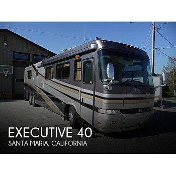 2002 Monaco Executive for sale 300212521