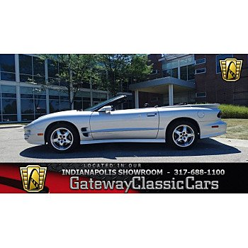2002 Pontiac Firebird for sale 101008862