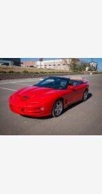 2002 Pontiac Firebird Trans Am Convertible for sale 101235589