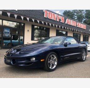2002 Pontiac Firebird Trans Am Convertible for sale 101256102
