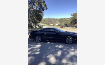 2002 Pontiac Firebird Coupe for sale 101286211