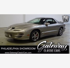 2002 Pontiac Firebird for sale 101340095