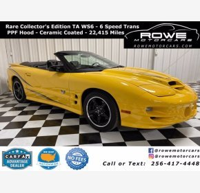 2002 Pontiac Firebird Trans Am for sale 101360349