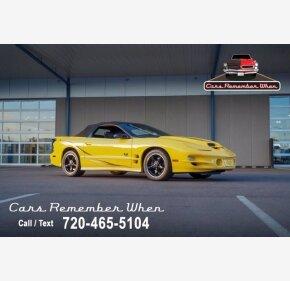 2002 Pontiac Firebird for sale 101386004
