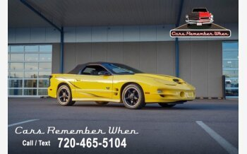 2002 Pontiac Firebird for sale 101386004