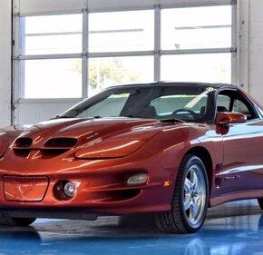 2002 Pontiac Firebird Trans Am for sale 101401680