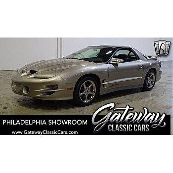 2002 Pontiac Firebird for sale 101434577