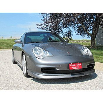 2002 Porsche 911 Coupe for sale 101011602