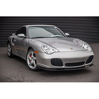 2002 Porsche 911 Turbo Coupe for sale 101076406