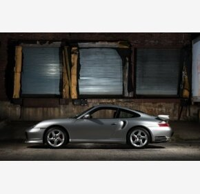 2002 Porsche 911 Turbo Coupe for sale 101005940