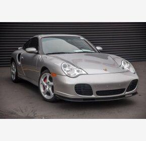 2002 Porsche 911 Turbo Coupe for sale 101056428