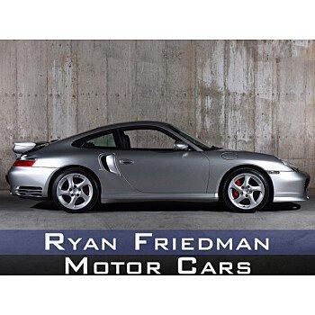 2002 Porsche 911 Turbo Coupe for sale 101211882