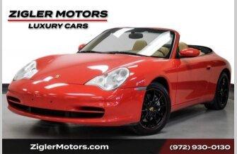 2002 Porsche 911 Cabriolet for sale 101287634