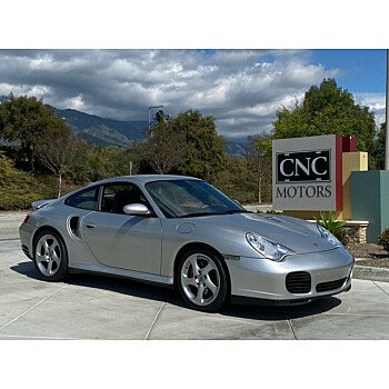 2002 Porsche 911 Turbo Coupe for sale 101297667