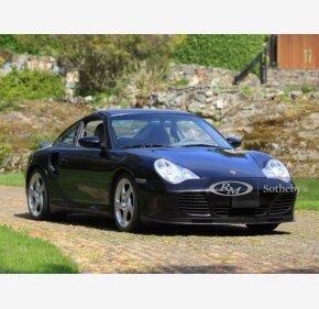 2002 Porsche 911 Turbo Coupe for sale 101330102
