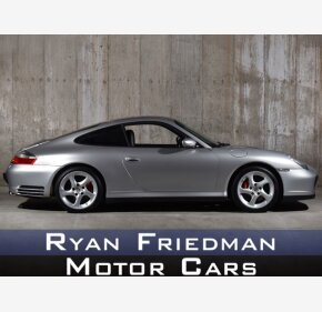 2002 Porsche 911 Carrera 4S for sale 101355675