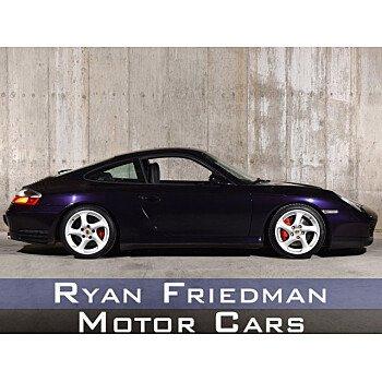 2002 Porsche 911 Carrera 4S for sale 101359388