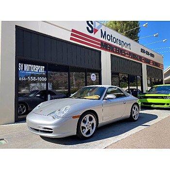 2002 Porsche 911 Cabriolet for sale 101401651