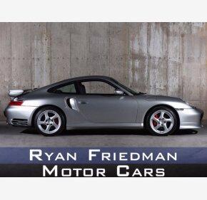 2002 Porsche 911 Turbo for sale 101407042