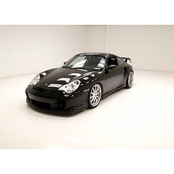 2002 Porsche 911 Turbo Coupe for sale 101407852