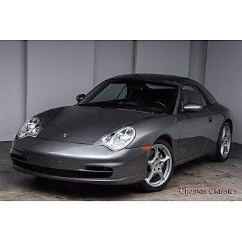 2002 Porsche 911 Cabriolet for sale 101524523