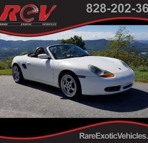 2002 Porsche Boxster S for sale 101019245