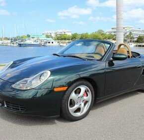 2002 Porsche Boxster for sale 101327589