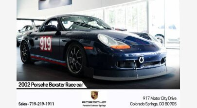 2002 Porsche Boxster S for sale 101344876