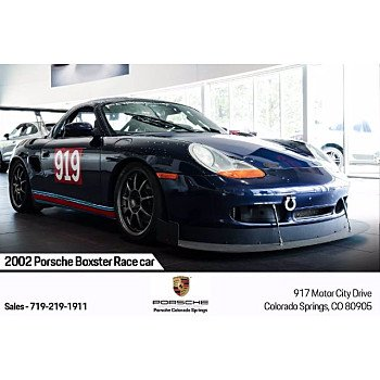 2002 Porsche Boxster S for sale 101344876