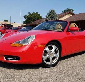2002 Porsche Boxster for sale 101377272