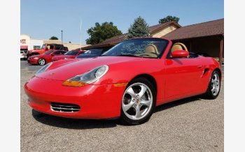 2002 Porsche Boxster for sale 101377272
