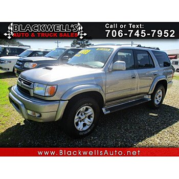 2002 Toyota 4Runner for sale 101349229