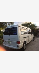 2002 Volkswagen Eurovan Camper for sale 101084698
