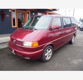 2002 Volkswagen Eurovan MV for sale 101259464