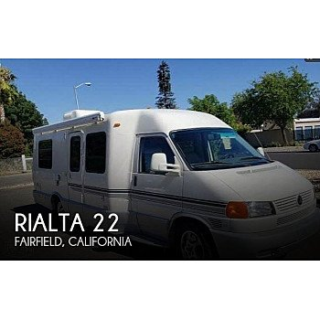 2002 Winnebago Rialta for sale 300204139
