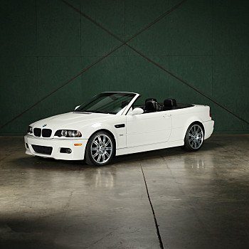 2003 BMW M3 Convertible for sale 101613617