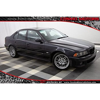 2003 BMW M5 for sale 101550944