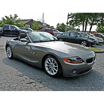 2003 BMW Z4 2.5i Roadster for sale 101008295