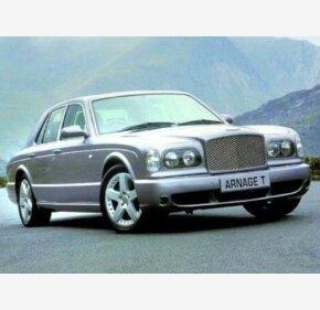 2003 Bentley Arnage T for sale 101224191
